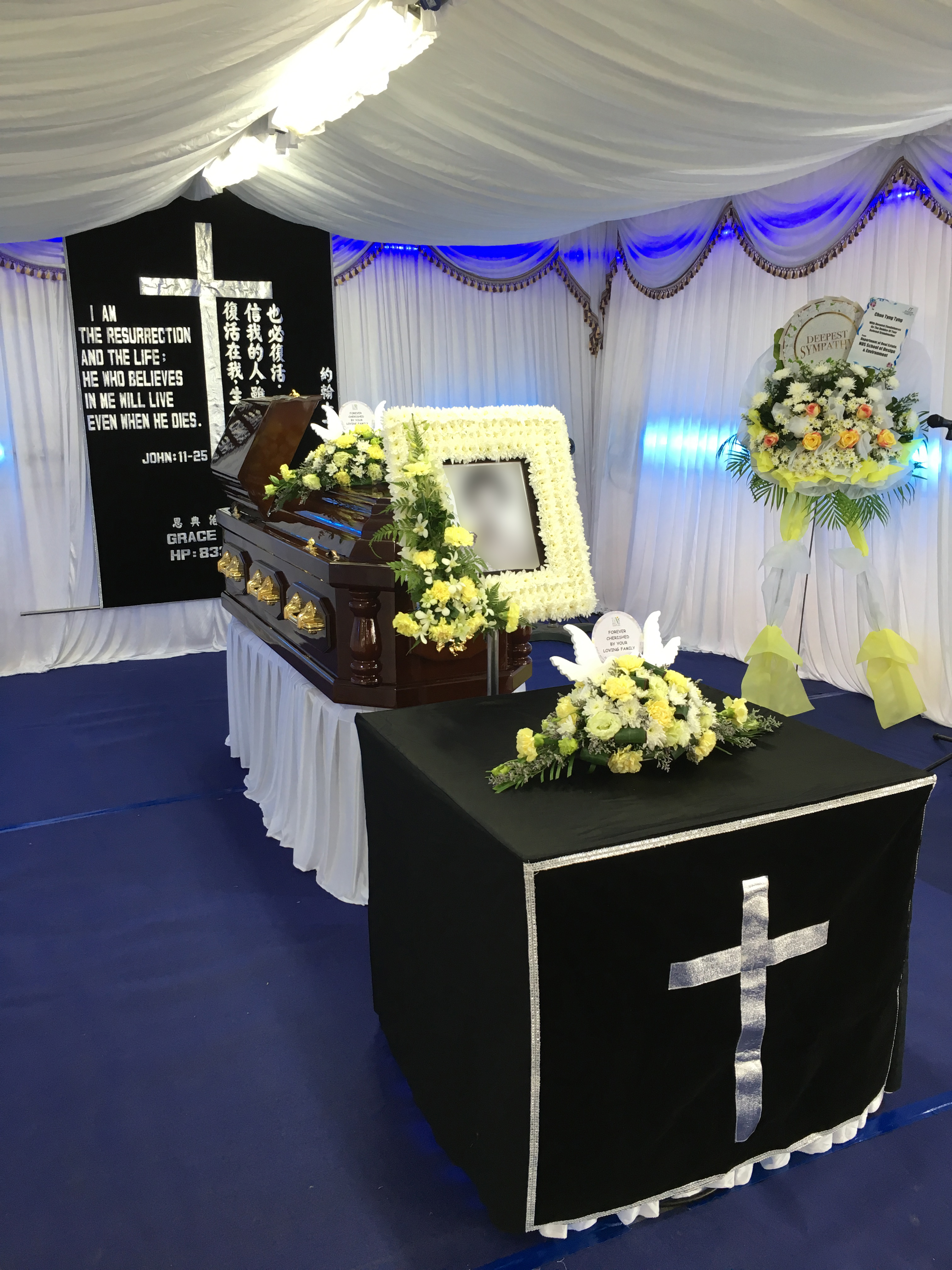 Funeral packages grace casket funeral services singapore cheap christian funeral package izmirmasajfo